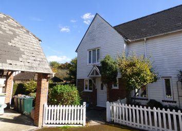 Thumbnail 2 bed semi-detached house for sale in Badgers Oak, Singleton, Ashford