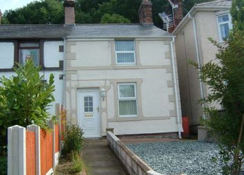 Thumbnail 2 bed end terrace house to rent in James Place, Holway Road, Holywell, 7Np.
