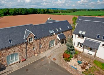 Thumbnail 4 bed semi-detached house for sale in The Livery, Millhaugh, Dunning, Perthshire