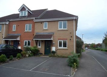 Thumbnail 3 bed end terrace house to rent in Honeywick Close, Bedminster, Bristol