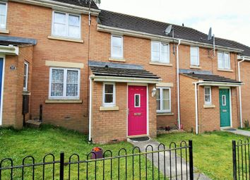 Thumbnail 3 bed terraced house for sale in Powlesland Road, Alphington, Exeter