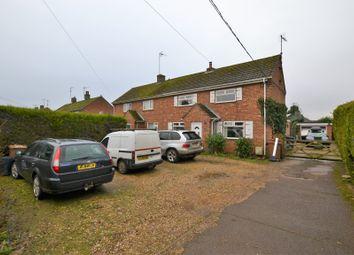 3 bed semi-detached house for sale in Park Lane, Snettisham, King's Lynn PE31