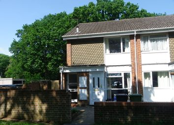 Thumbnail 1 bed maisonette to rent in Bedford Close, Hedge End, Southampton