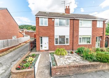Thumbnail 3 bed semi-detached house for sale in Crossland Terrace, Helsby, Frodsham