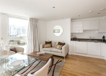 Thumbnail 1 bed flat to rent in Dowells Street, Greenwich