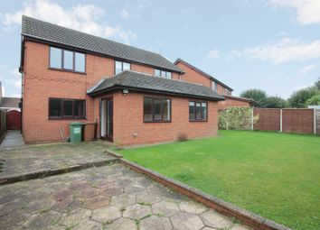 Thumbnail 4 bed detached house for sale in Marian Way, Waltham, Grimsby, Lincolnshire