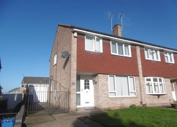 Thumbnail 3 bed property to rent in 22 Morley Dr, Shipley View, Ilkeston