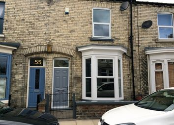 Thumbnail 2 bed terraced house to rent in Nunmill Street, York, North Yorkshire