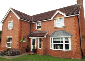 Thumbnail 4 bed detached house to rent in Teasel Way, Claines, Worcester