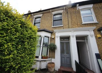Thumbnail 2 bed flat to rent in Arabin Road, London