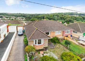 Thumbnail 3 bed semi-detached bungalow for sale in Staddon Park Road, Plymouth, Devon