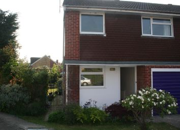 Thumbnail 3 bed semi-detached house to rent in Rangewood Avenue, Southcote, Reading