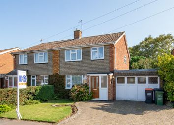 Thumbnail Semi-detached house for sale in Manor Road, Toddington, Dunstable