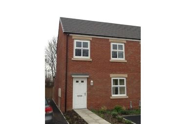 Thumbnail 3 bed semi-detached house to rent in Bishops Park Road, Gateshead