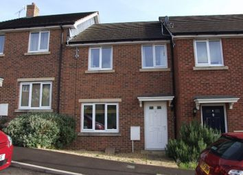 Thumbnail 3 bed terraced house for sale in Heather Road, Yeovil