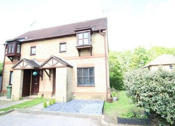 Thumbnail 1 bed semi-detached house for sale in Cotts Wood Drive, Guildford, Surrey