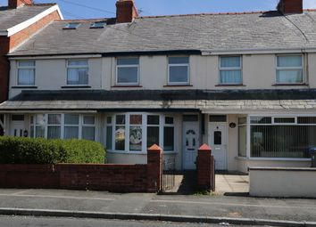 Thumbnail 2 bed terraced house to rent in Abbey Road, Blackpool