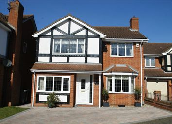 Thumbnail 4 bedroom detached house for sale in Bramble Drive, Warren Heath, Ipswich, Suffolk