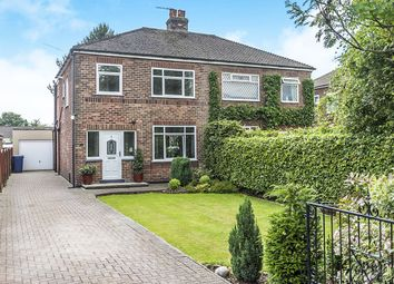 Thumbnail 3 bed semi-detached house for sale in Bannister Lane, Farington Moss, Leyland