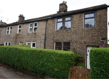 Thumbnail 3 bed end terrace house for sale in Newchurch Road, Higher Cloughfold, Rawtenstall, Rossendale