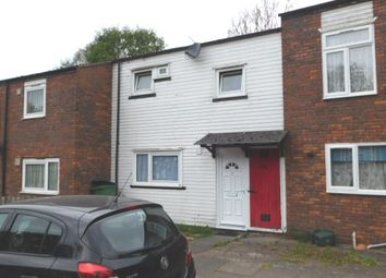 Thumbnail 1 bed terraced house for sale in Braybourne Close, Uxbridge