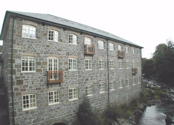 Thumbnail 1 bed flat to rent in 1, Town Mill, Llanidloes, Llanidloes, Powys