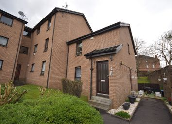 Thumbnail 1 bed flat for sale in Nutberry Court, Glasgow, Lanarkshire.