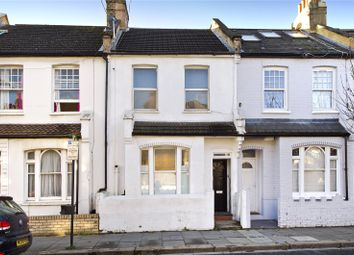 Thumbnail 3 bed terraced house for sale in Margravine Road, London