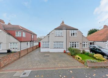 Thumbnail 3 bed semi-detached house for sale in Ellison Road, Sidcup