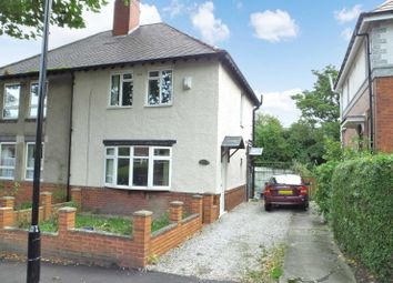 Thumbnail 2 bed semi-detached house for sale in Annesley Road, Greenhill, Sheffield