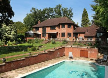 Thumbnail 5 bed detached house for sale in Witheridge Lane, Knotty Green, Beaconsfield