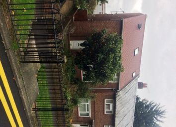 Thumbnail 1 bed flat to rent in Moreton Close, Hackney