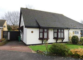 Thumbnail 2 bed semi-detached house for sale in Farrier Close, Weavering, Maidstone, Kent