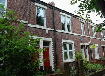 Thumbnail 2 bed flat for sale in Holly Avenue, Wallsend