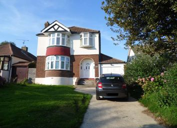 Thumbnail 4 bed detached house to rent in Old Watling Street, Rochester