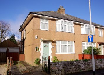 Thumbnail 3 bedroom semi-detached house to rent in Great Berry Road, Plymouth