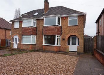 Thumbnail 3 bed semi-detached house for sale in Fairbourne Avenue, Great Barr, Birmingham