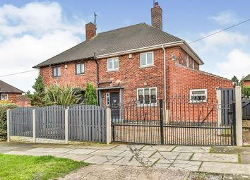 Thumbnail 3 bed semi-detached house for sale in Ballifield Road, Sheffield, South Yorkshire