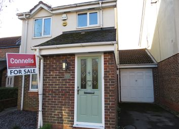 Thumbnail 3 bedroom detached house for sale in Hayle Road, West End, Southampton