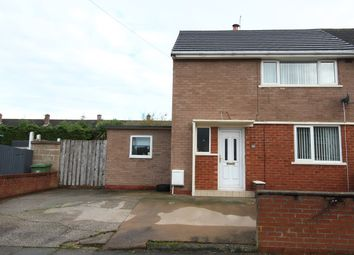 Thumbnail 2 bed terraced house for sale in Castlerigg Drive, Carlisle