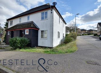 Thumbnail 1 bed semi-detached house for sale in Nursery Rise, Dunmow
