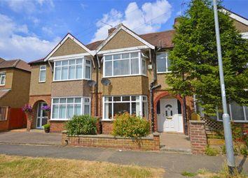 Thumbnail 4 bed terraced house for sale in Lynton Avenue, Kingsthorpe, Northampton