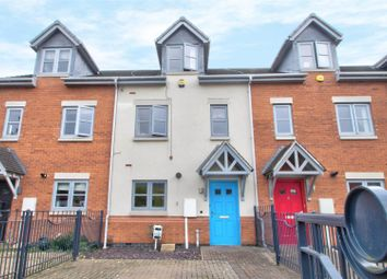 Thumbnail 3 bed terraced house for sale in Scotland Road, Basford, Nottingham