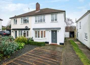 3 bed semi-detached house for sale in Summerhill Close, Orpington, Kent BR6