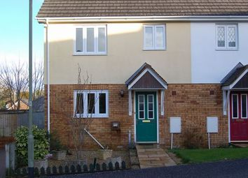 Thumbnail 3 bed semi-detached house to rent in Broomhouse Park, Witheridge, Tiverton