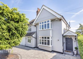 Thumbnail 4 bed detached house for sale in Westmoreland Avenue, Hornchurch