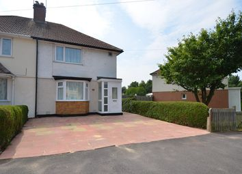 Thumbnail 3 bed semi-detached house for sale in Ravenshill Road, Yardley Wood, Birmingham