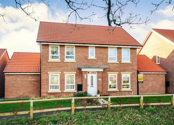 Thumbnail 4 bedroom detached house for sale in Heathside, Huntington, York