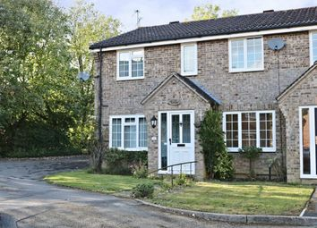 Thumbnail 3 bedroom end terrace house for sale in Oakwood, Chineham, Basingstoke
