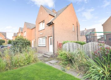 Thumbnail 2 bed end terrace house for sale in Princes Croft, Coupar Angus, Blairgowrie
